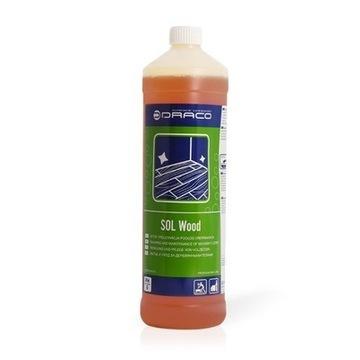 Draco sol Wood Mycie podłóg drewnianych 1L