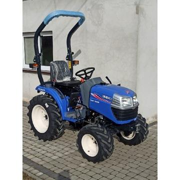 Mini traktor sadowniczy ISEKI TM 3185 18KM. 4x4