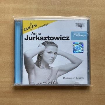 Anna Jurksztowicz / Diamentowy kolczyk CD