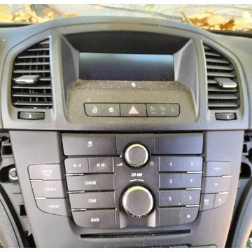 Kompletne Radio CD400 Insignia A 2010