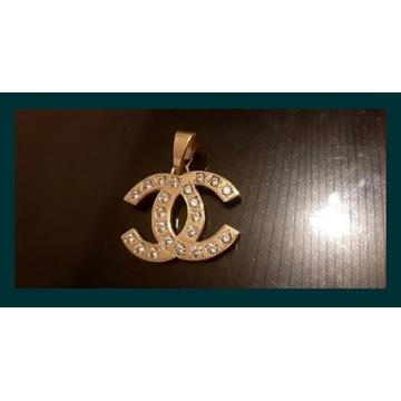 Sprzedam Złotą zawieszkę próby 585. Chanel 10,4g