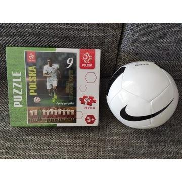 nowa piłka nike rozmiar 4 + puzzle nowe gratis