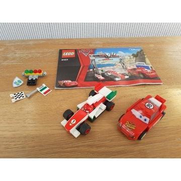 Lego Auta Grand Prix Wyścig 8423