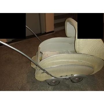 Wózek z lat 50-tych