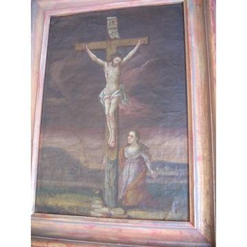 Ukrzyżowanie Jezusa 18 wiek