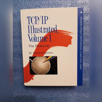 TCP/IP Illustrated, Volume 1, W. Richard Stevens