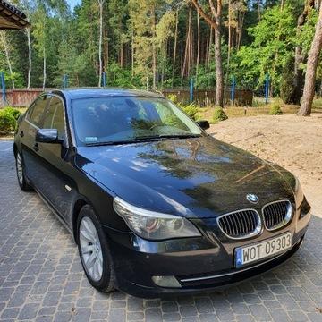 BMW E60 lift 300 D