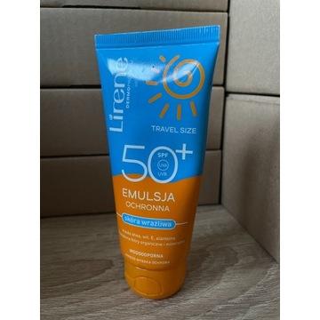 Lirene emulsja ochronna SPF 50+ 90 ml