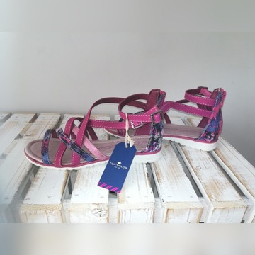 Sandały Tom Tailor r.35