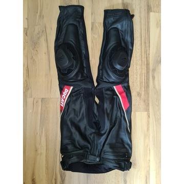 NOWE spodnie Ducati r54 ze sliderami