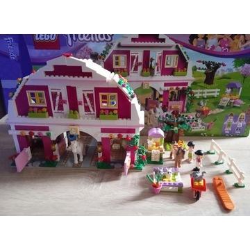 Klocki LEGO Friends Słoneczne ranczo 41039