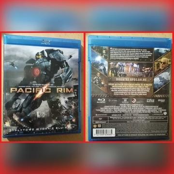 Pacific Rim [2Blu-Ray] edycja 2 płytowa – PL