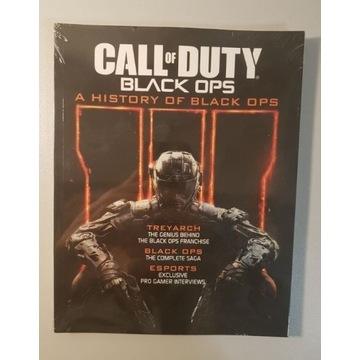 Call Of Duty - A history of black ops book książka