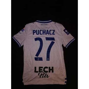 Koszulka meczowa Lech Poznań Tymoteusz Puchacz