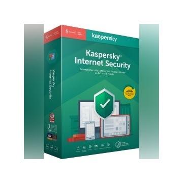 Kaspersky Internet Security 2020 - 180 dni