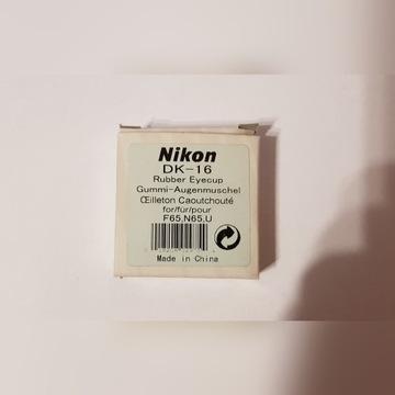 Nikon DK-16 F55, F65, F75, D40, D70, D100 Oryginał