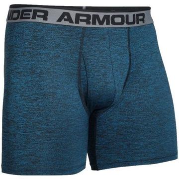 Under Armour bokserki Originals  Twist GRANAT L XL