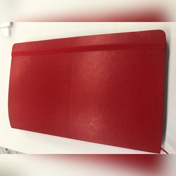 Kalendarz Moleskine red soft daily 2020 12m