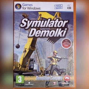 Gra PC Symulator Demolki