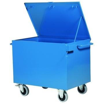 Wózek narzędziowy 400 l na kółkach Niebieski
