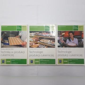 Technika w produkcji cukierniczej i Technologie