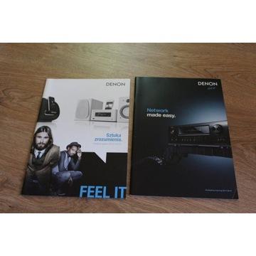 Denon katalog katalogi Audio