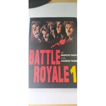 Manga Battle Royale 1