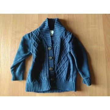 Sweterek dziecięcy rozmiar 74