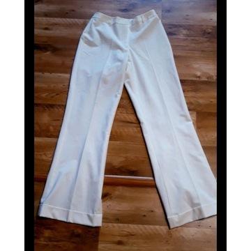Spodnie kuloty vintage