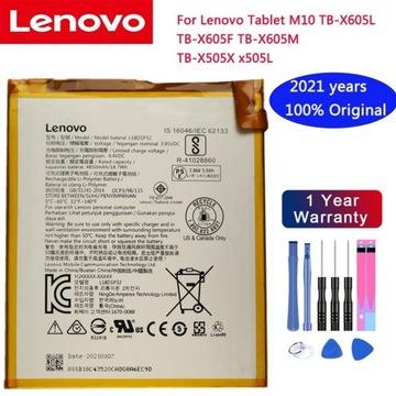 Oryginalna bateria Lenovo L18D1P32 M10 TB-X605L