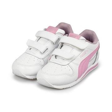 buty dla dziewczynki puma Fieldsprint roz.27