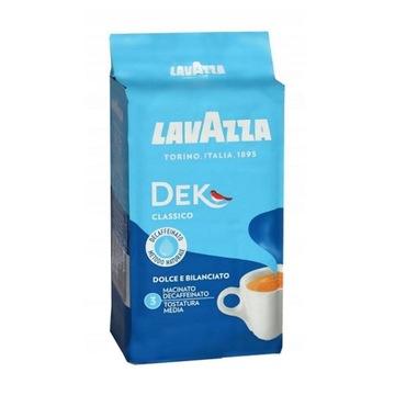 Lavazza Dek Kawa mielona 250 g