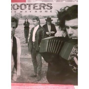 Płyty winylowe  HOOTERS  Johnny B. wyd 1987r.