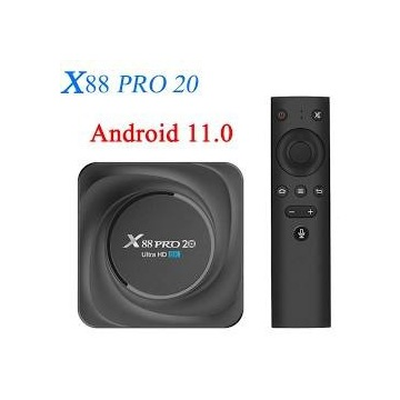 X88 PRO 20 4/32GB RK3566 Android 11
