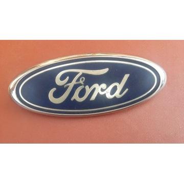 Emblemat logo tylnej klapy Ford Focus MK2