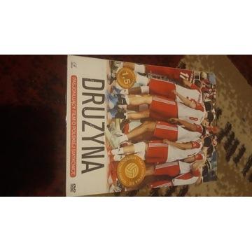Drużyna Siatkówka DVD