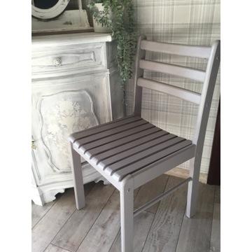 Krzesełka vintage