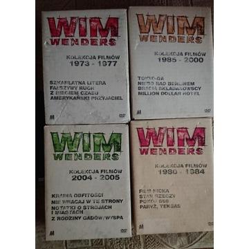 4 X box Wim Wenders +DVD Pina