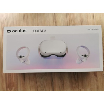 Gogle VR Oculus Quest 2 64 GB + 2 kontrolery