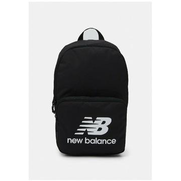 Plecak czarny New Balance
