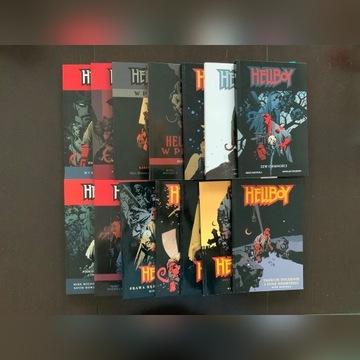 Hellboy 14 tomów