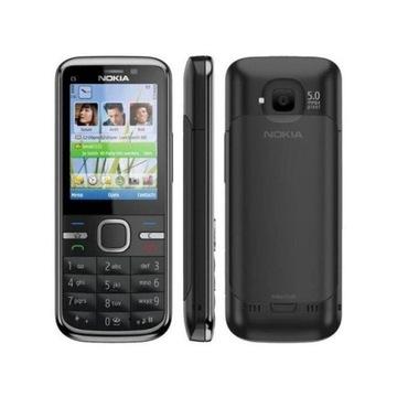 Nokia C5-00 5mpix PL, Oryginał, ODPORNA, GW Ładna