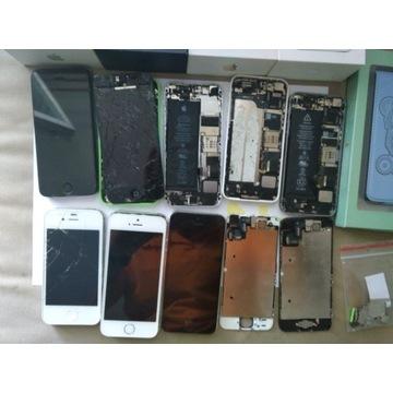 Iphone zestaw (5S, 5C, 5, SE, 4)