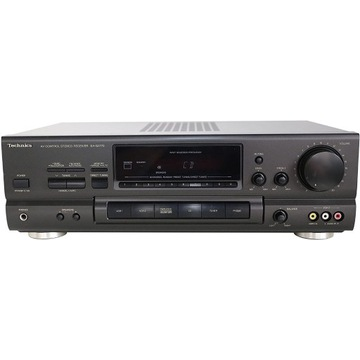 Amplituner Technics SA-GX170 stan bdb 1 właściciel