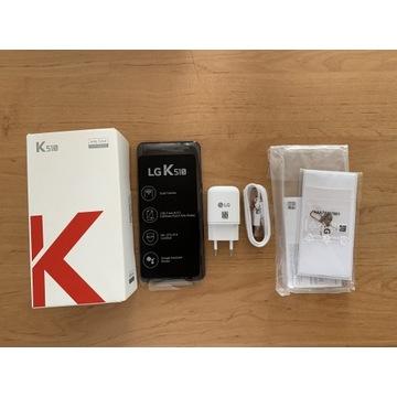Nowy LG K51S Niebieski 3/64 DualSIM