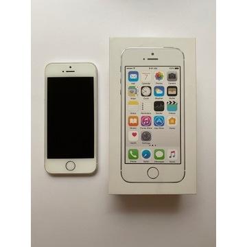 iPhone 5S, 16 GB, 1 RAM, biały