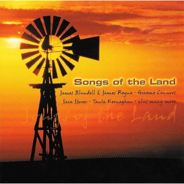 Songs of the Land - Various - 2002 - CD Australia