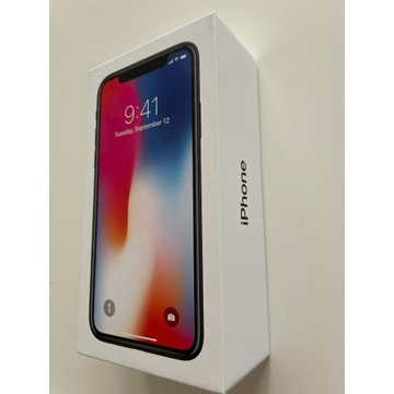 Iphone X 64 Space Gray