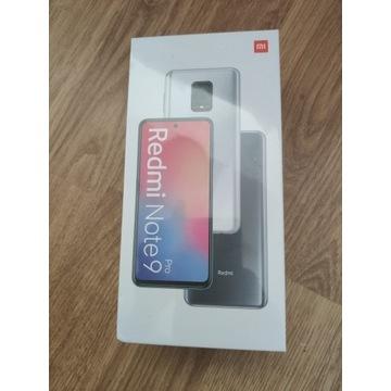 Nowy Xiaomi Redmi Note 9 Pro 6/64 Gwarancja PL