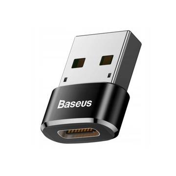 Adapter Baseus CAAOTG-01 USB typ C do USB A